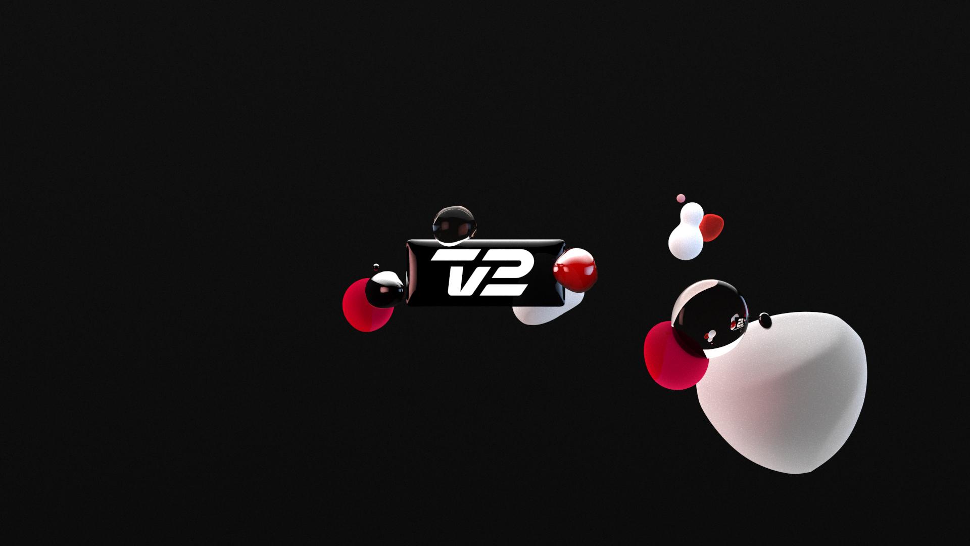 Tv2 Denmark On Air Identity 2012 13 Motion Design