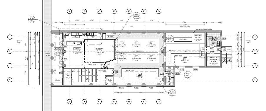 Moana Chambers – Floor Plan